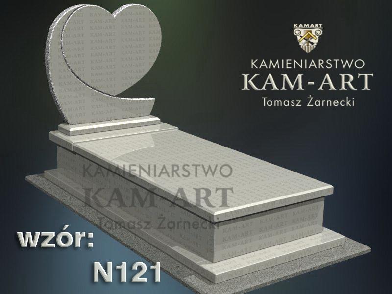 wzór-nagrobka-granitowego-kamieniarstwo-Kraków-121