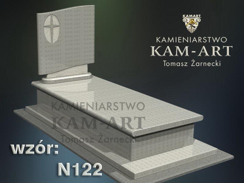 wzór-nagrobka-granitowego-kamieniarstwo-Kraków-122