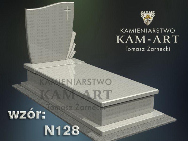 wzór-nagrobka-granitowego-kamieniarstwo-Kraków-128