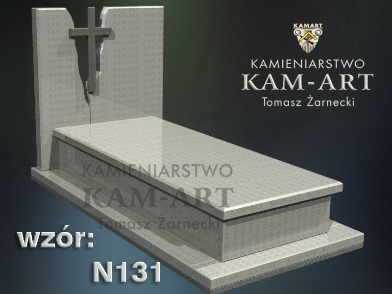 wzór-nagrobka-granitowego-kamieniarstwo-Kraków-131
