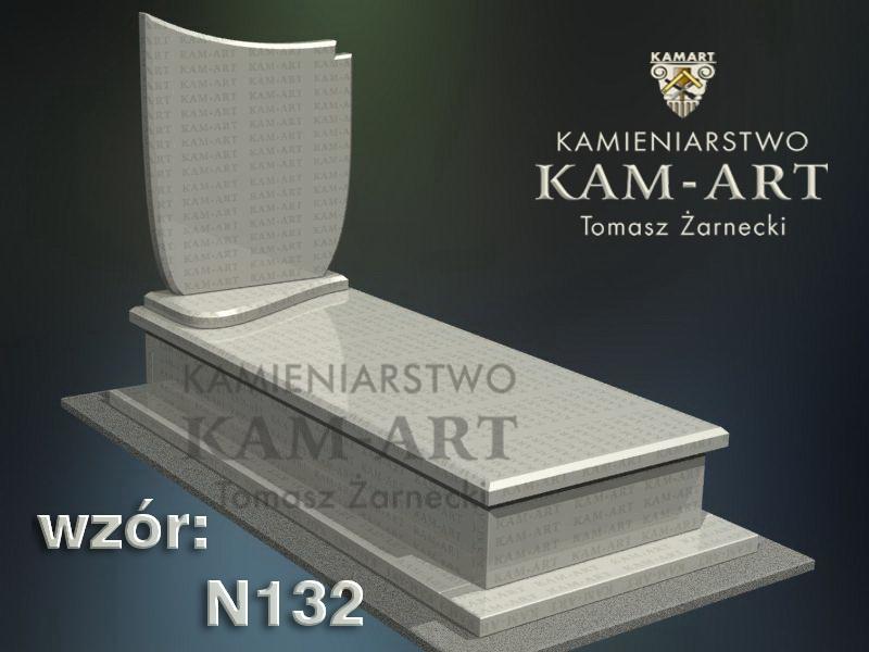 wzór-nagrobka-granitowego-kamieniarstwo-Kraków-132