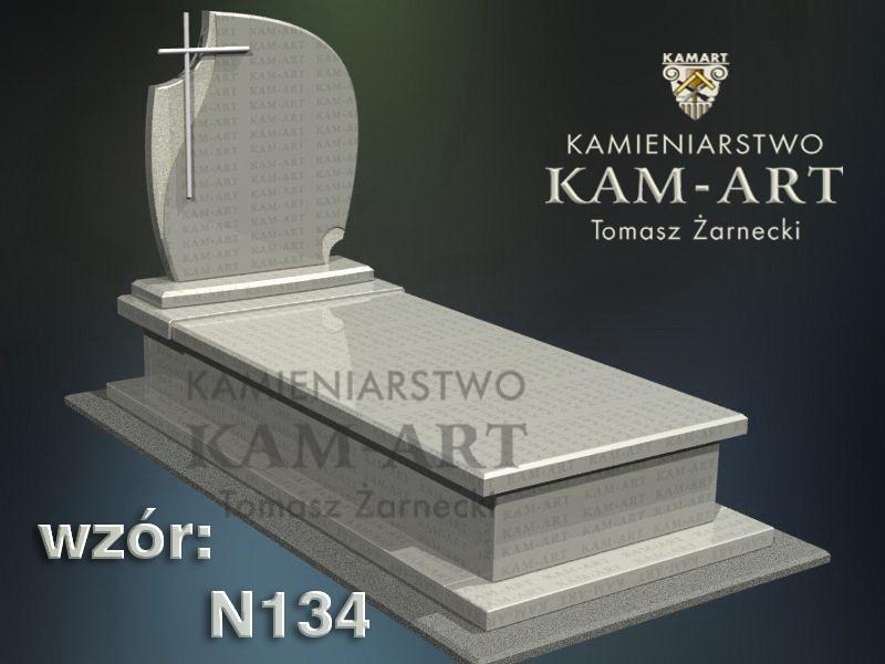 wzór-nagrobka-granitowego-kamieniarstwo-Kraków-134