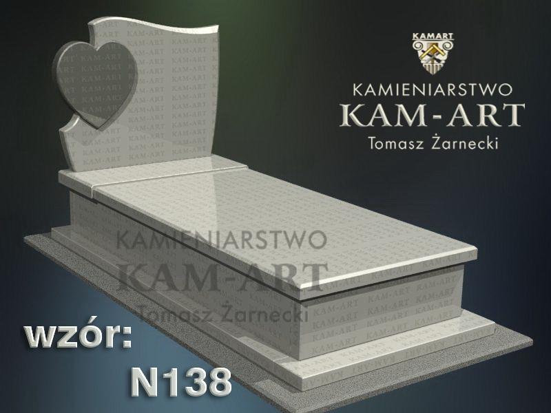wzór-nagrobka-granitowego-kamieniarstwo-Kraków-138