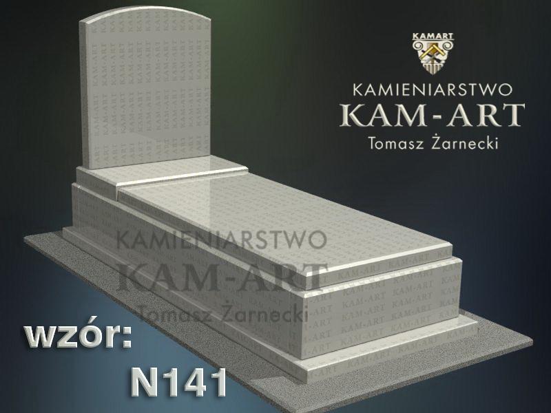 wzór-nagrobka-granitowego-kamieniarstwo-Kraków-141