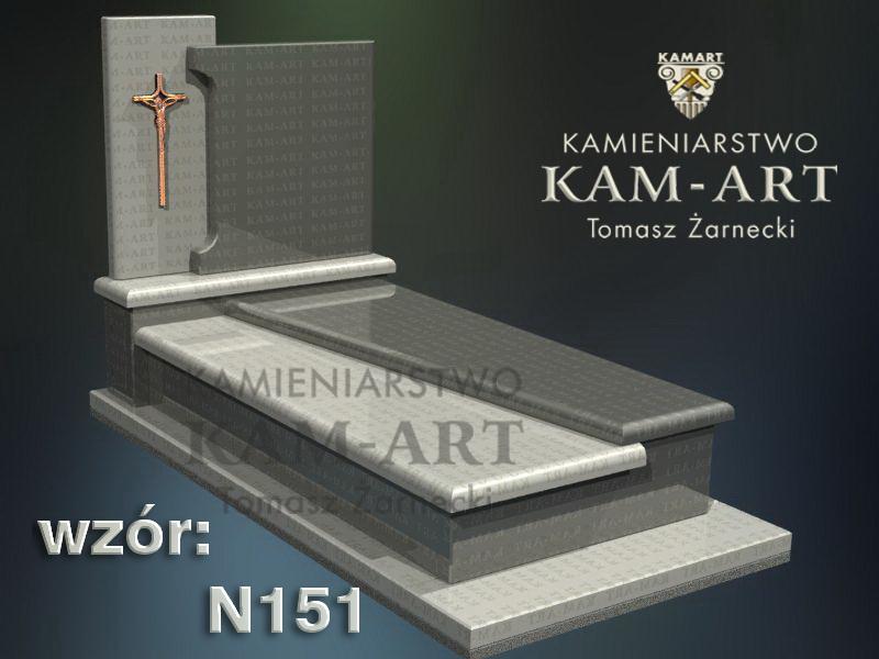 wzór-nagrobka-granitowego-kamieniarstwo-Kraków-151