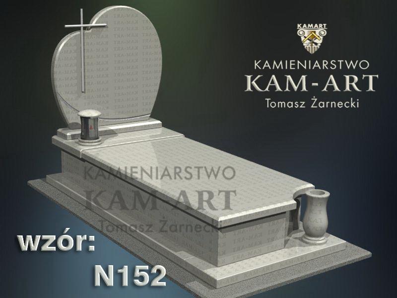 wzór-nagrobka-granitowego-kamieniarstwo-Kraków-152