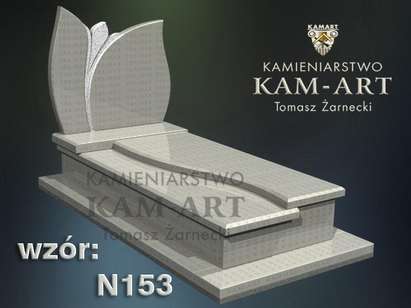 wzór-nagrobka-granitowego-kamieniarstwo-Kraków-153