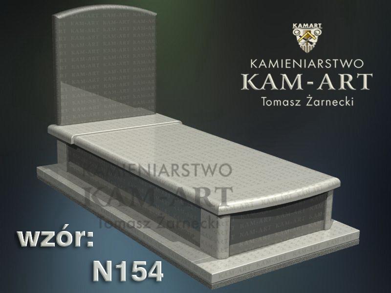wzór-nagrobka-granitowego-kamieniarstwo-Kraków-154