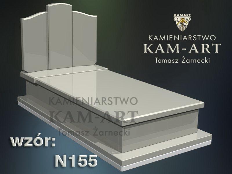 wzór-nagrobka-granitowego-kamieniarstwo-Kraków-155