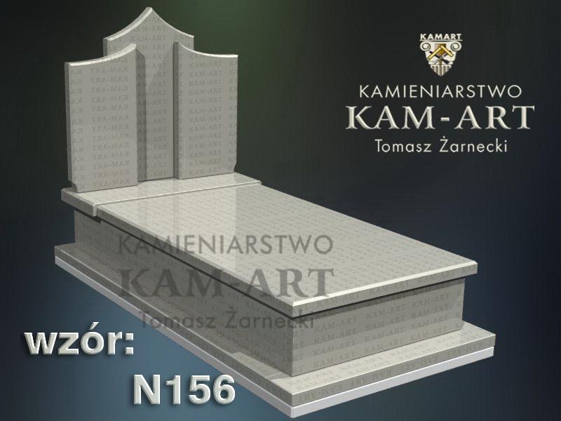 wzór-nagrobka-granitowego-kamieniarstwo-Kraków-156