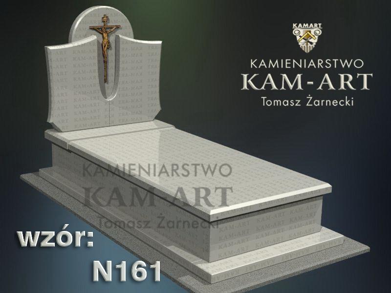 wzór-nagrobka-granitowego-kamieniarstwo-Kraków-161