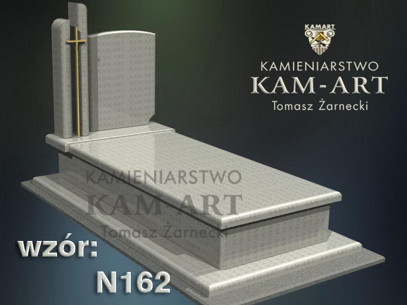 wzór-nagrobka-granitowego-kamieniarstwo-Kraków-162