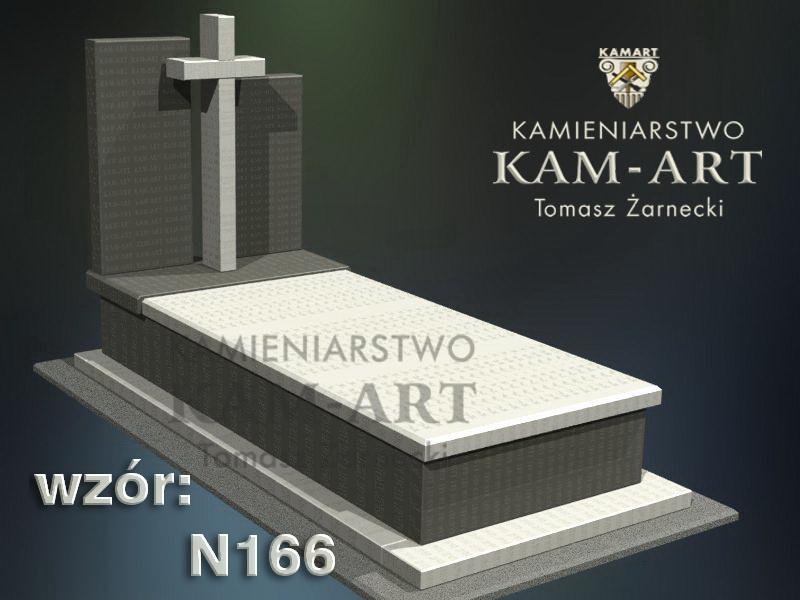 wzór-nagrobka-granitowego-kamieniarstwo-Kraków-166