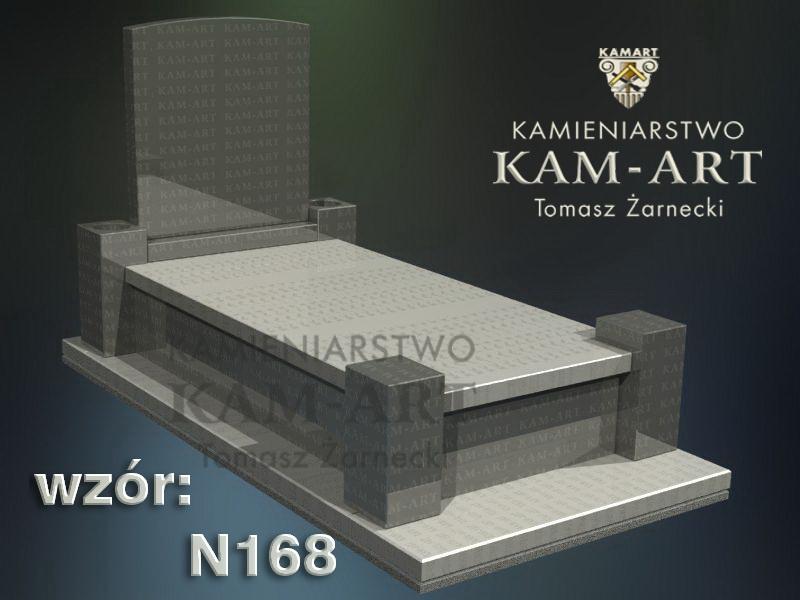 wzór-nagrobka-granitowego-kamieniarstwo-Kraków-168