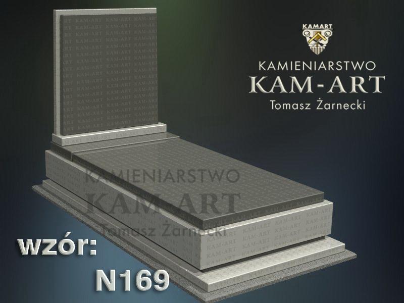 wzór-nagrobka-granitowego-kamieniarstwo-Kraków-169