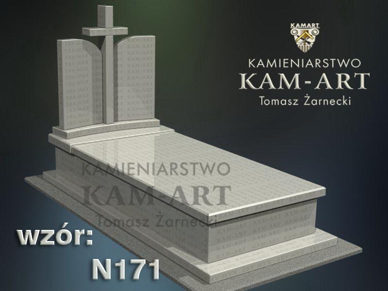 wzór-nagrobka-granitowego-kamieniarstwo-Kraków-171