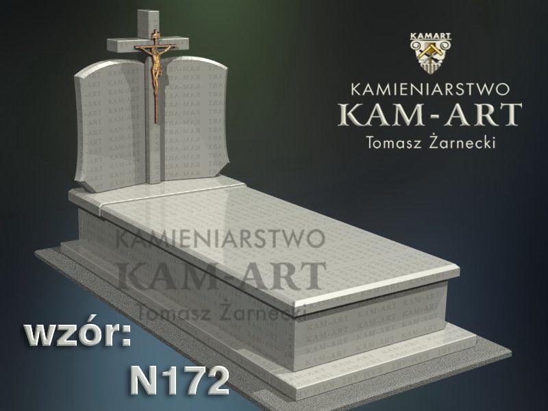 wzór-nagrobka-granitowego-kamieniarstwo-Kraków-172