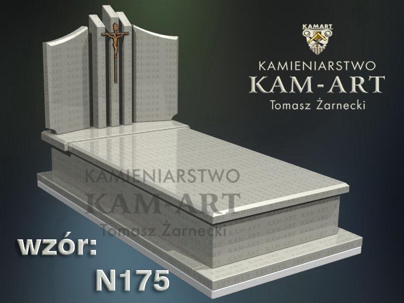 wzór-nagrobka-granitowego-kamieniarstwo-Kraków-175