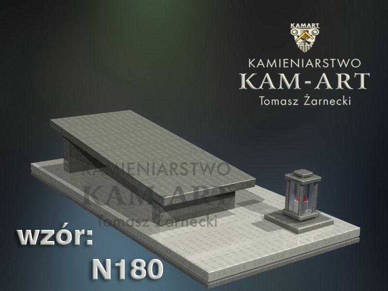 wzór-nagrobka-granitowego-kamieniarstwo-Kraków-180