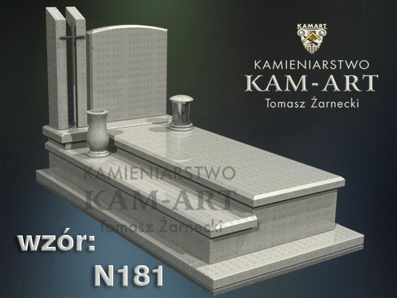 wzór-nagrobka-granitowego-kamieniarstwo-Kraków-181