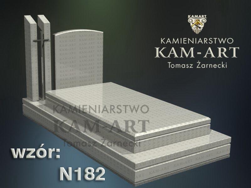 wzór-nagrobka-granitowego-kamieniarstwo-Kraków-182