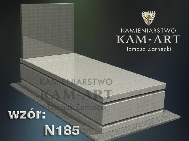 wzór-nagrobka-granitowego-kamieniarstwo-Kraków-185