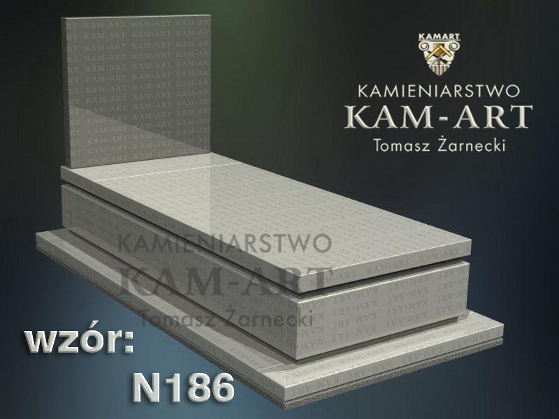 wzór-nagrobka-granitowego-kamieniarstwo-Kraków-186