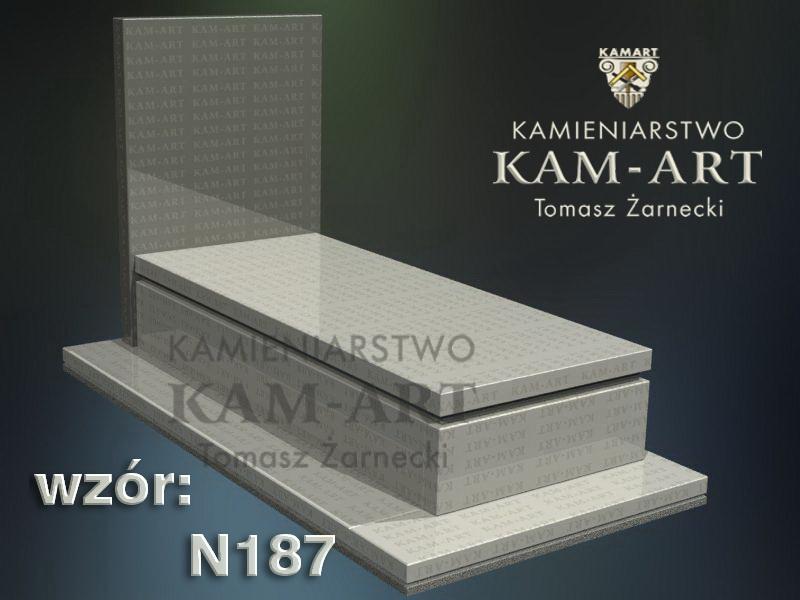 wzór-nagrobka-granitowego-kamieniarstwo-Kraków-187