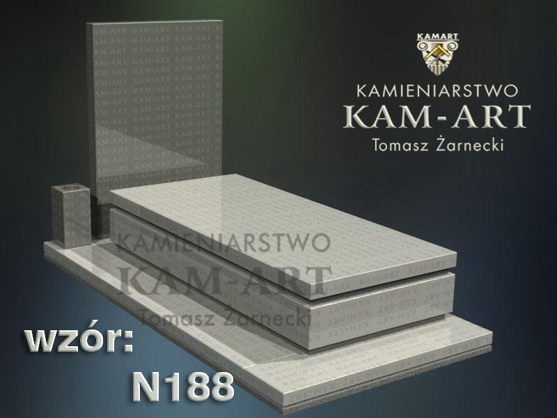 wzór-nagrobka-granitowego-kamieniarstwo-Kraków-188