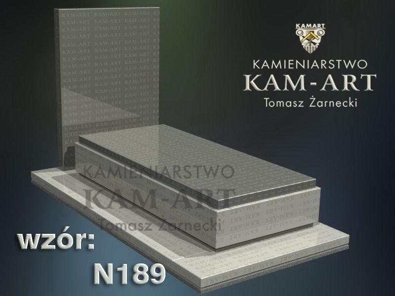 wzór-nagrobka-granitowego-kamieniarstwo-Kraków-189