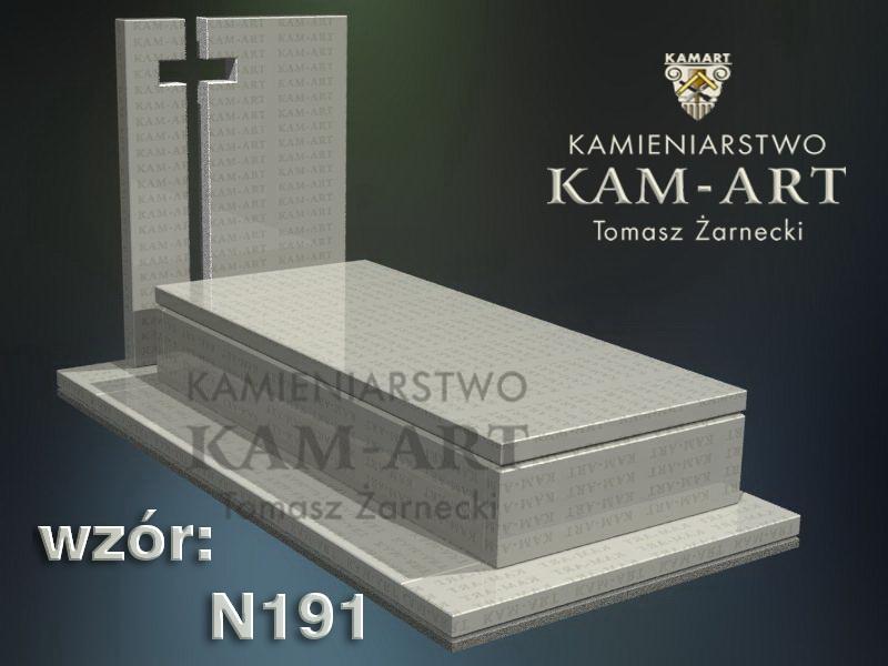 wzór-nagrobka-granitowego-kamieniarstwo-Kraków-191
