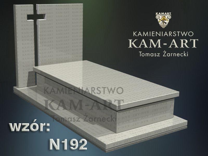 wzór-nagrobka-granitowego-kamieniarstwo-Kraków-192