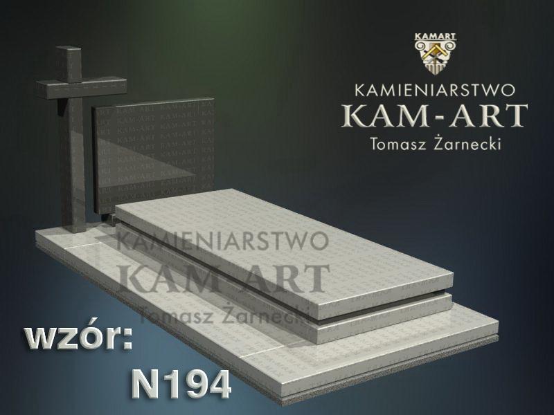 wzór-nagrobka-granitowego-kamieniarstwo-Kraków-194