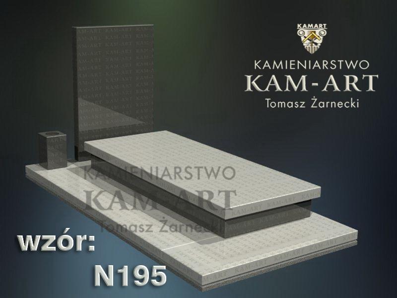 wzór-nagrobka-granitowego-kamieniarstwo-Kraków-195
