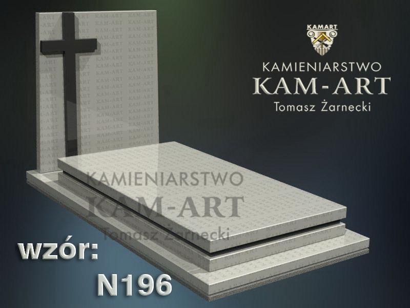 wzór-nagrobka-granitowego-kamieniarstwo-Kraków-196