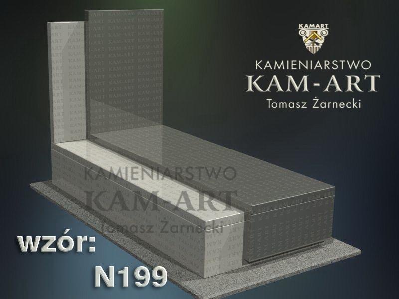 wzór-nagrobka-granitowego-kamieniarstwo-Kraków-199
