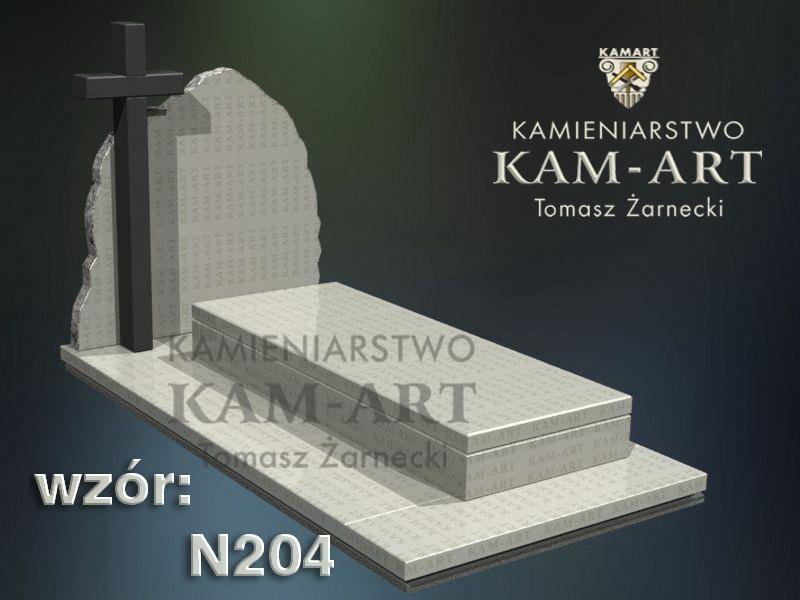 wzór-nagrobka-granitowego-kamieniarstwo-Kraków-204