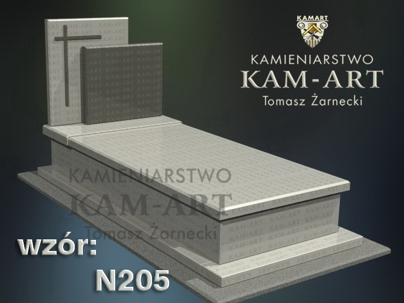 wzór-nagrobka-granitowego-kamieniarstwo-Kraków-205