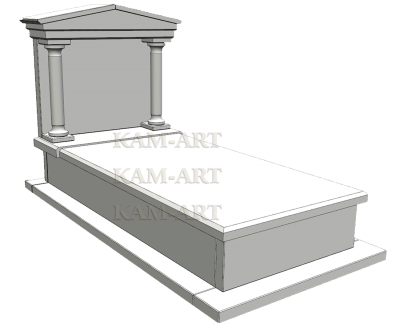 projekt nagrobka na cmentarz w krakowie
