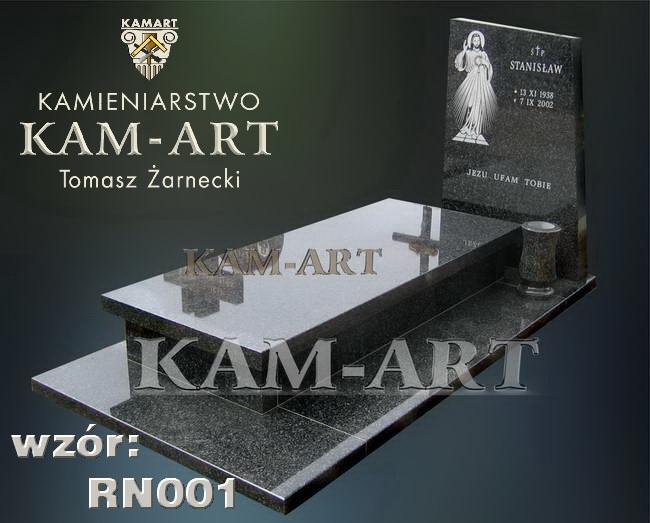 nagrobek-granit-impala-Kraków-Prądnik-Czerwony