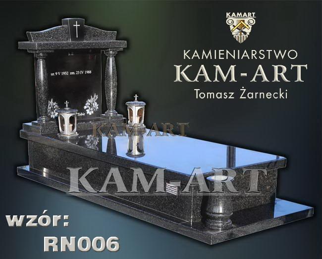 nagrobek-z-granitu-impala-cmentarz-krakowski