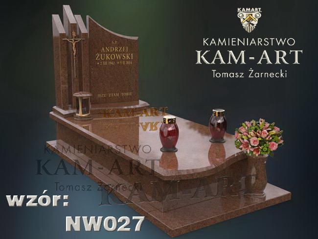 projekt nagrobka Kraków