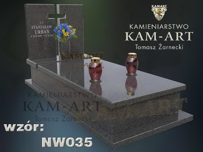 projekta nagrobka Kraków Impala