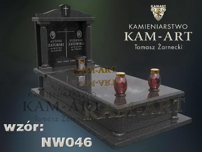 nagrobekk tradycyny Kraków cmentarz rakowice