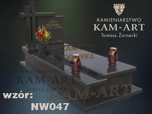 nagrobek projekt Krakowski