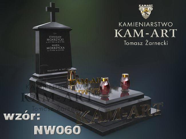projekt nagrobka na cmentarz Rakowicji w Krakowie